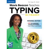 Mavis Beacon Teaches Typing Powered by UltraKey - Personal Edition