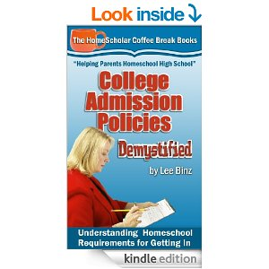 College Home School Admission Policies