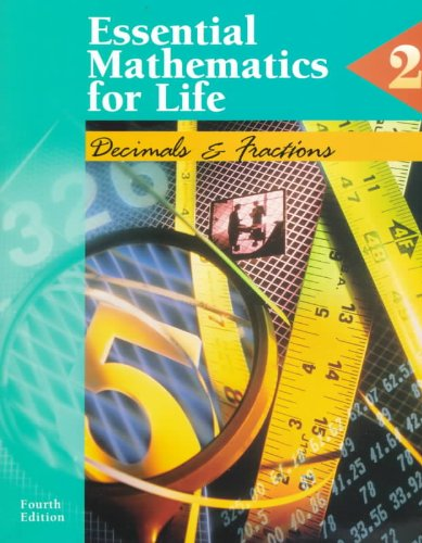 Essential Mathematics for Life Series