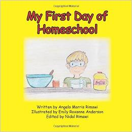 My First Day of Homeschool