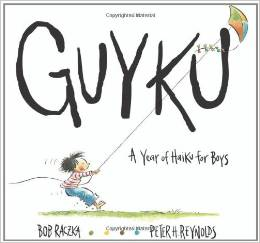GUYKU: A Year of Haiku for Boys. Poems for Boys.