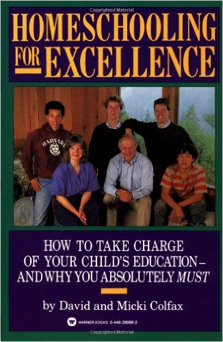Homeschooling for Excellence - Childhood of activist, Reed Colfax