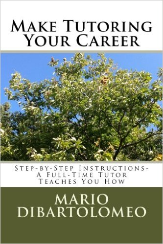Make Tutoring Your Career
