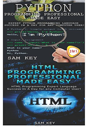HTML Professional Programming Made Easy