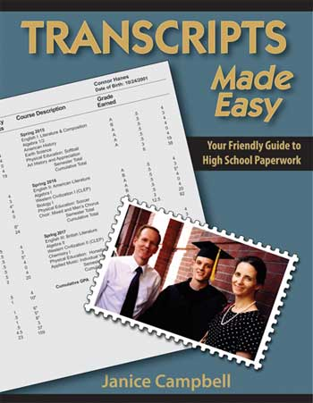 Report Card Templates for Homeschoolers