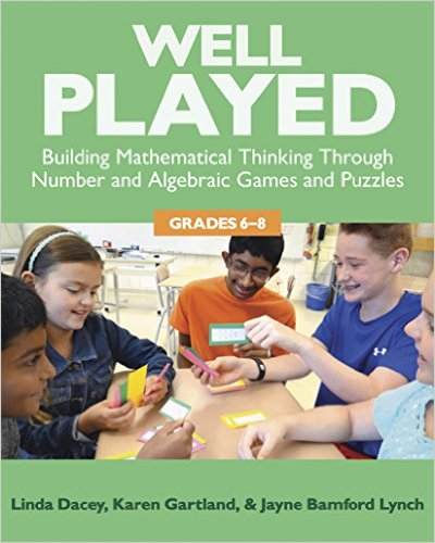 Math Games and Puzzles