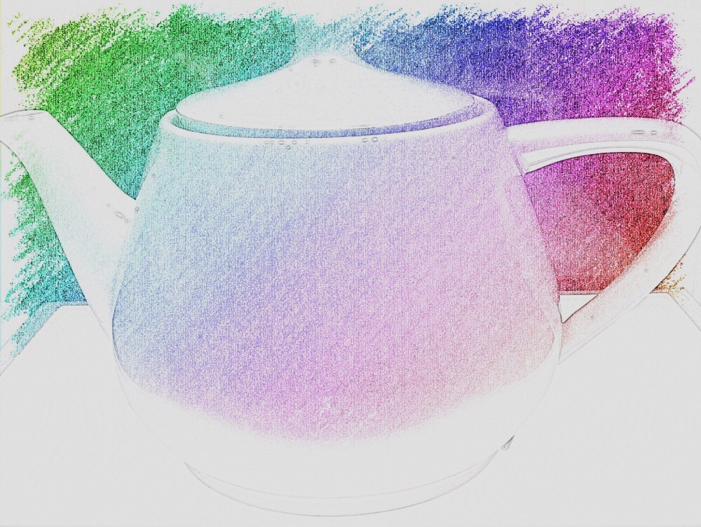 CHM Teapot After My Sketch