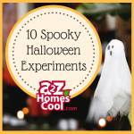 Channel your inner mad scientist with one of these 10 spooky but fun Halloween experiments.