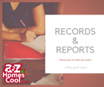 Records and Reports - A2Z Homeschool.com