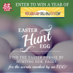 Find a Phrase Easter Egg Hunt
