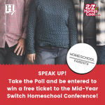 Homeschool Parents Poll
