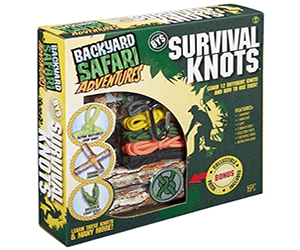 Backyard Safari Survival Knots