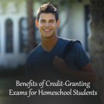Learn how to jumpstart your homeschool student's college education and save money by earning real college credit with exams like CLEP and DSST.