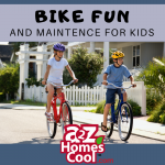 How to ride a bike. Boy Scout merit badge help. Maintenance and repair of bicycles. Safety tips. How to organize a bike rodeo for children.