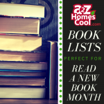 Book Lists Perfect for Read a New Book Month Thumbnail