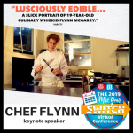 Find Chef Flynn at Our Upcoming Virtual Conference! Thumbnail