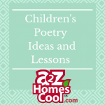 Poems that inspire poetry writing in children. Ideas to write your own poetry. Sites to submit your poetry.