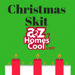 Celebrate the Christmas season with a holiday skit!