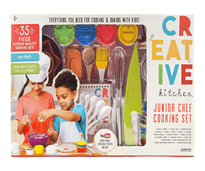 CrEATive Kitchen Junior Chef Set