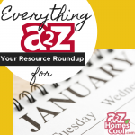 Everything A2Z: Resource Roundup for January Thumbnail