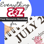 Everything A2Z: Resource Roundup for July Thumbnail