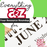Everything A2Z: Resource Roundup for June Thumbnail