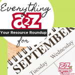 Everything A2Z: Resource Roundup for September Thumbnail