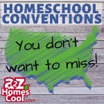 Homeschool convention season is here! Grab your bags and meet your fellow homeschoolers at one of the many homeschool conventions/conferences happening all around! Why Should You Go? The number one reason to attend a homeschool convention is to find community! Homeschooling can sometimes make you feel like a single fish swimming in a big pond. At a convention, you get to see that you are not alone! Meet Others Like YOU! Are you looking for secular homeschoolers, Christian homeschoolers, unschoolers, or something else? Homeschool conferences allow you to make new connections and new friends! Get Homeschool Resources Conventions can provide you the ability to check out different homeschool curriculum options in person. I don't know about you, but it really helps me to hold that book and flip through it before buying it. Homeschool conventions also offer loads of other homeschool resources like information on homeschool help sites, online homeschool programs, and homeschool materials you might not have even thought about using! Where Should You Go? There are plenty of different homeschool conventions out there. Find one close to you or make it a fun trip and go somewhere new! Great Homeschool Conventions hosts some of the most well-known conventions across the United States with many different guest speakers, events, and exhibits. You are sure to find something for you at one of these conventions. If you are looking for strictly Christian homeschool support, Teach Them Diligently Conventions provide multiple conventions across the US. There are also many other homeschool conventions in various states hosted by state homeschool associations and other homeschool groups for you to check out too! Make The Most of Your Trip So now that you have decided to go, and you know where you are going, you can start to plan on how to make the most of your homeschool convention adventure! Get your phone ready for pictures! Clear off the old to make room for the new. I love to take photos of the different booths so that I can remember what websites I need to visit once I am at home. I always think I will remember someone's name and email, but sadly my brain likes not to remember those things. I know I can't be alone so keep a small notebook on you to write down names, emails, and notes. Help new friends remember you by grabbing some cardstock and making some personal contact cards to hand out! Homeschool conventions can be fantastic events. Get out there and connect with fellow homeschoolers at the next convention. You might even get to see me at a few!