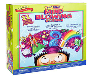 First Mind Blowing Games