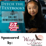 Discover the benefits to online homeschooling and let technology make your homeschooling easier!