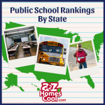 Public School Rankings By State Thumbnail