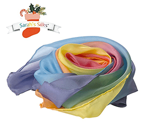 Sarah's Silks Enchanted Playsilk