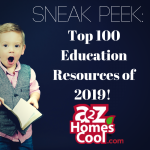 Sneak Peek: Top 100 Education Resources of 2019 Thumbnail