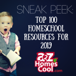Sneak Peek: Top 100 Homeschool Resources for 2019 Thumbnail