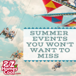 Find some family fun with these summer events you won't want to miss. Take the learning fun on the road to a homeschool convention, festival, or another fun event this summer!