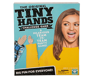 Tiny Hands Game