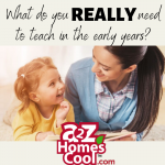 What Do You Really Need to Teach in the Early Years? Thumbnail