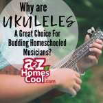 Why Are Ukuleles A Great Choice For Budding Homeschooled Musicians? Thumbnail
