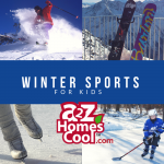 Get started with snow and ice sports such as ice hockey, skating, skiing, snowboarding, and sledding.